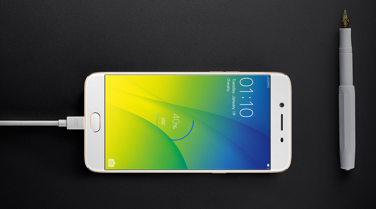 An Affordable Mid-Range Phone For Happy Snappers - OPPO R9s Review
