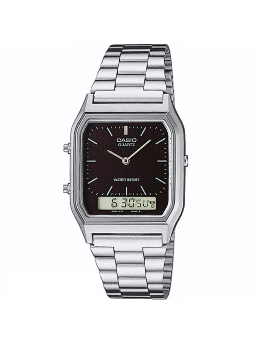 Casio Analog-digital Dual Time Special For Airline Crews ...