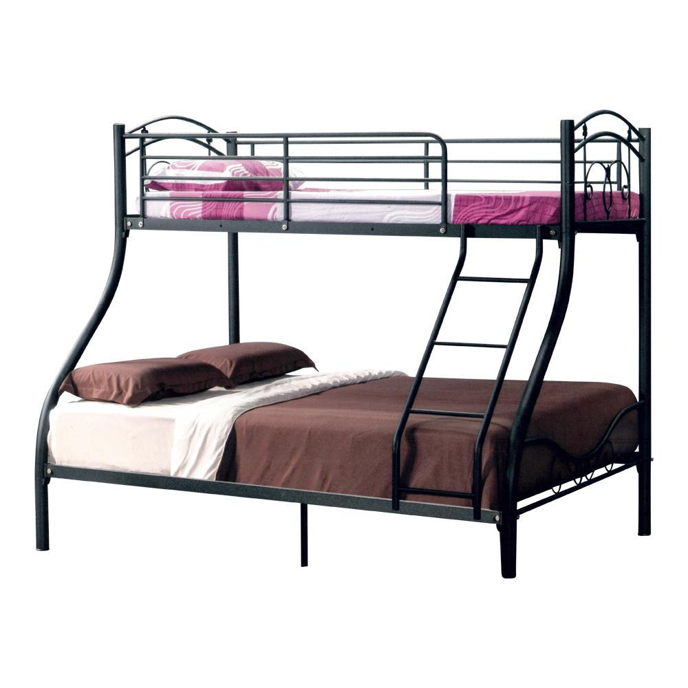 Bailey Metal Bed Frame - Double Decker – Rely